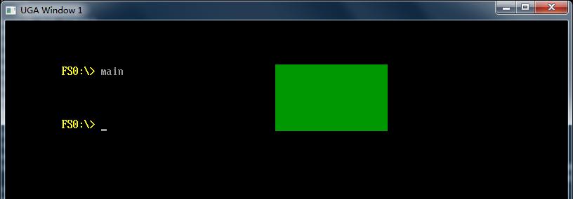 《UEFI 中简单的GUI编程 - EFI_SIMPLE_TEXT_OUTPUT_PROTOCOL的使用》